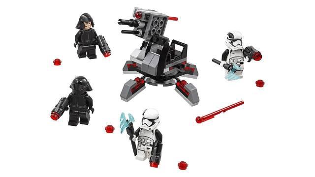 AnJ's Brick Blog: Lego Star Wars The Last Jedi 2018 Sets