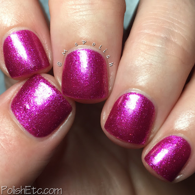 Native War Paints - The Labyrinth Collection - McPolish - Chilly Down with the Fire Gang