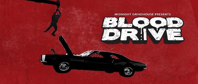 Blood Drive recenzja serialu