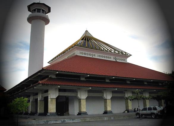 Foto Masjid Sunan Ampel