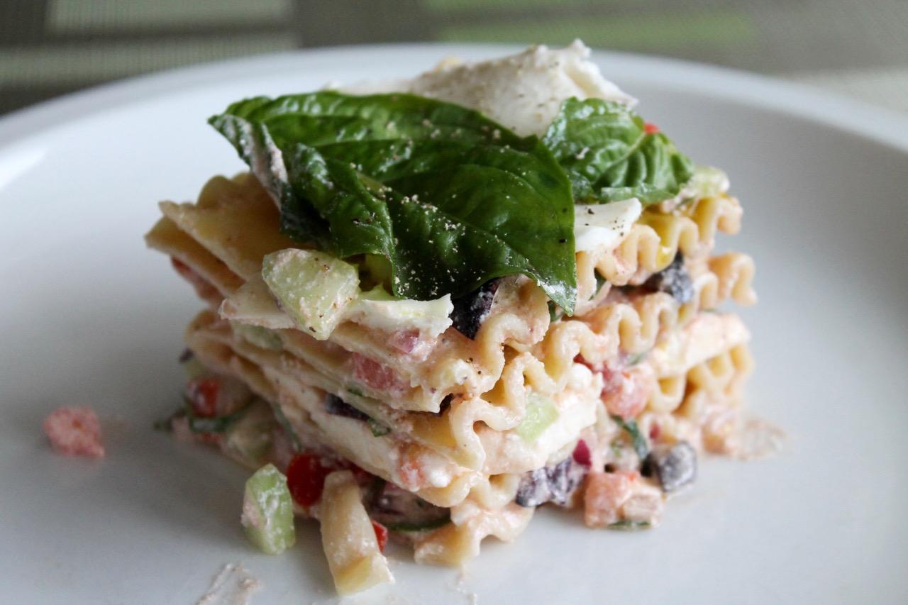 fresh tomato lasagna serves 12 15 lasagna noodles 13 14