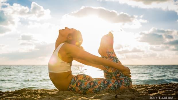 Tại sao yoga lại có tác dụng với người bị đau thần kinh tọa