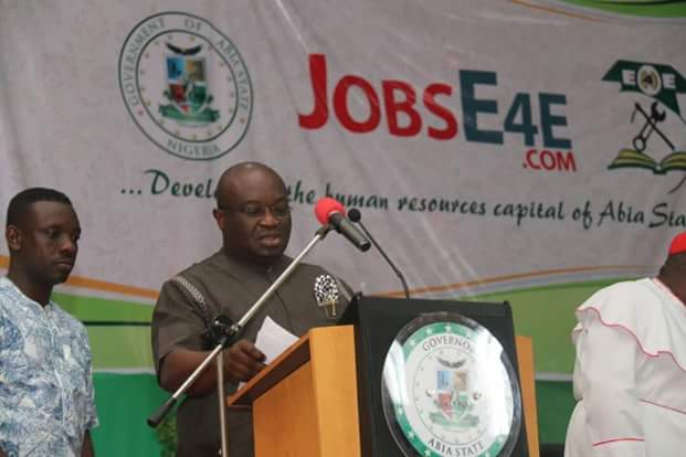 Unemployment and youth empowerment  ...The 238 aides.