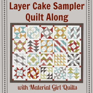 http://materialgirlquilts.wordpress.com/2014/02/07/layer-cake-sampler-quilt-along/