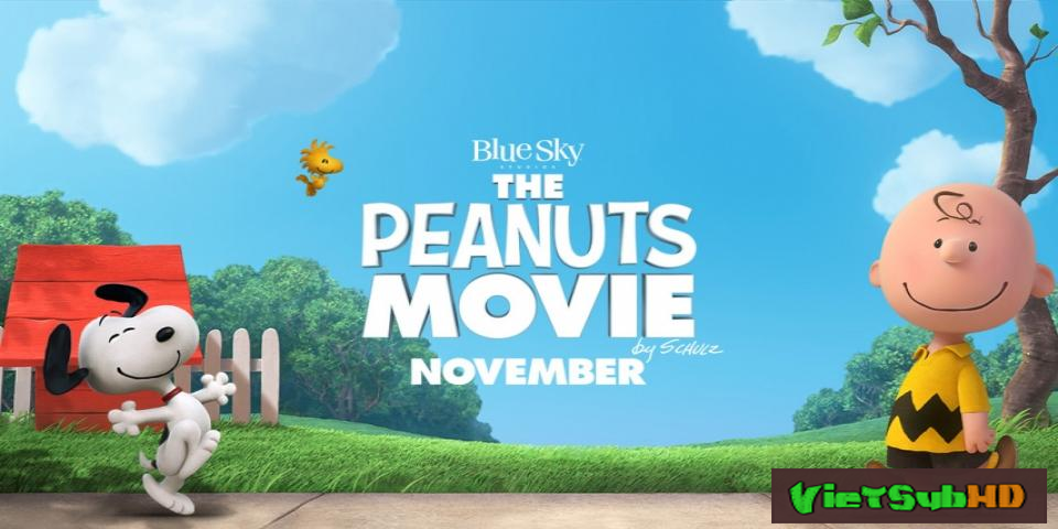 Phim Snoopy VietSub HD | Snoopy: The Peanuts Movie 2015