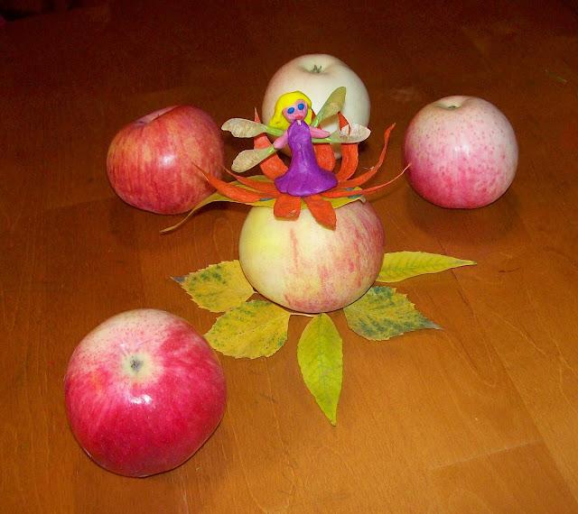дары осени - Яблочная Фея