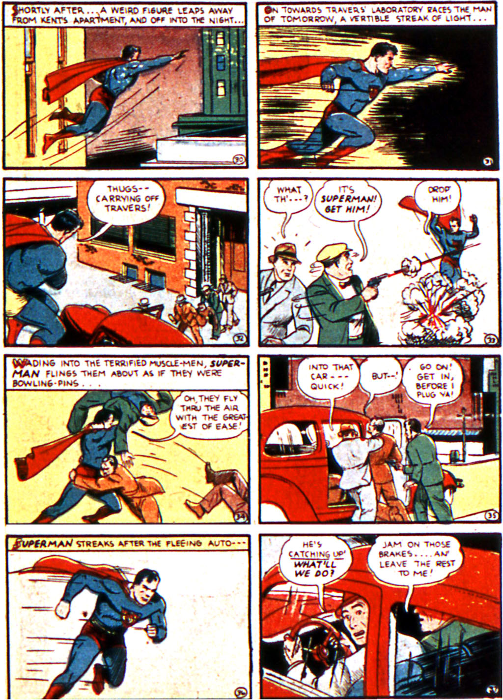 Read online Action Comics (1938) comic -  Issue #19 - 7
