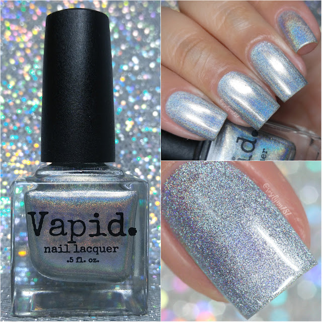 Vapid Lacquer - Cryogenic Refrigerant | Swatches & Review