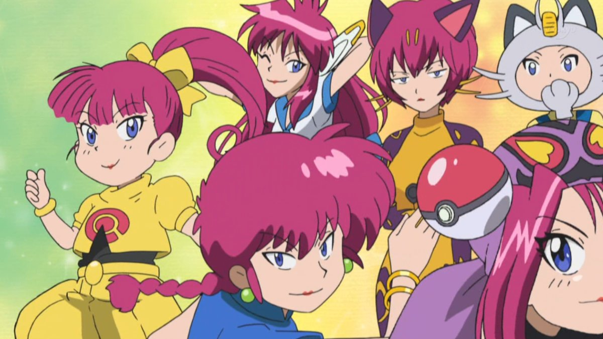 Pokémon Sun & Moon homenageia dubladora da Jessie - Megumi Hayashibara