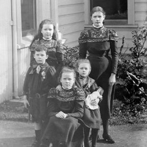 Katherine Mansfield's Family