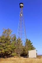 Minnesota' Historical Fire Lookout Towers Elephant Lake