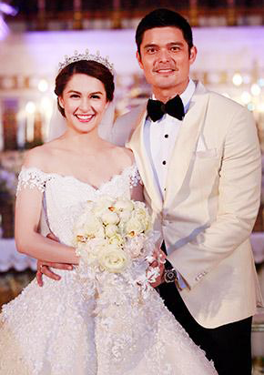 marian rivera and dingdong dantes wedding