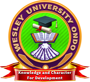 Wesley University Ondo part time degree admission form