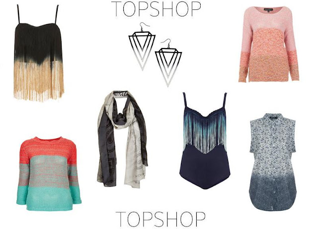 Topshop Ombre Fashion