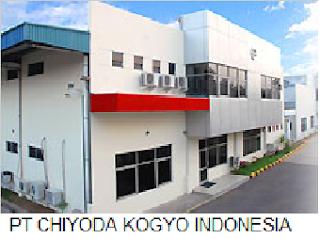 Lowongan Kerja di PT Chiyoda Kogyo Indonesia - Operator Mesin Milling