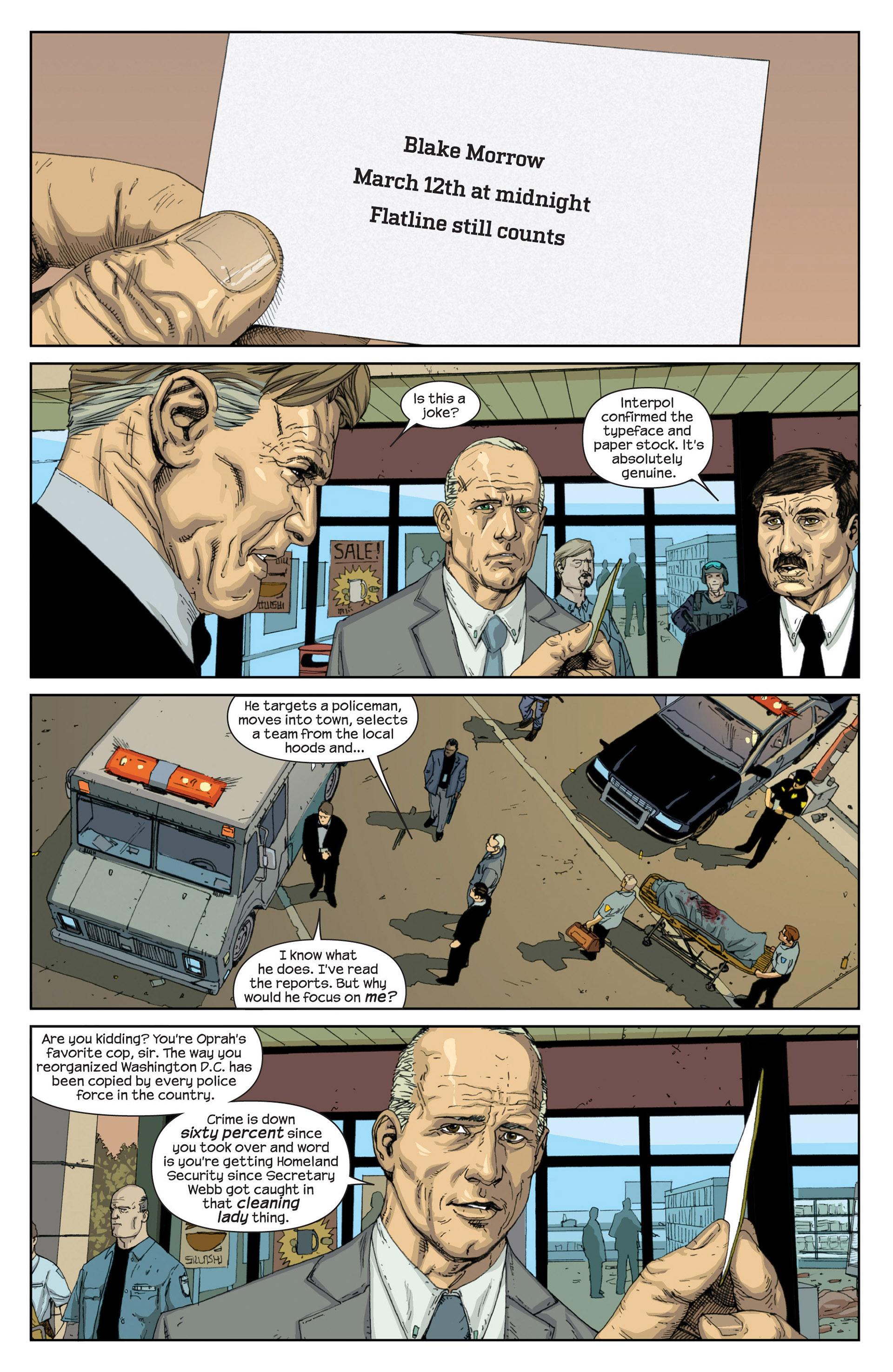 Read online Millar & McNiven's Nemesis comic -  Issue #1 - 16