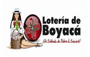 Lotería de Boyacá sorteo 4223 del 7 de Julio de 2018