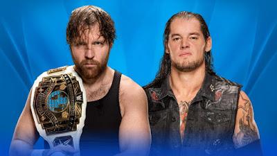 Intercontinental Champion Dean Ambrose vs. Baron Corbin