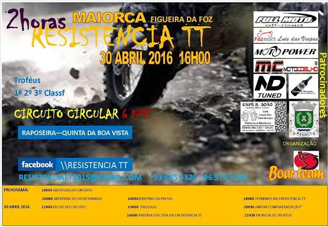 RESISTENCIA TT 2016