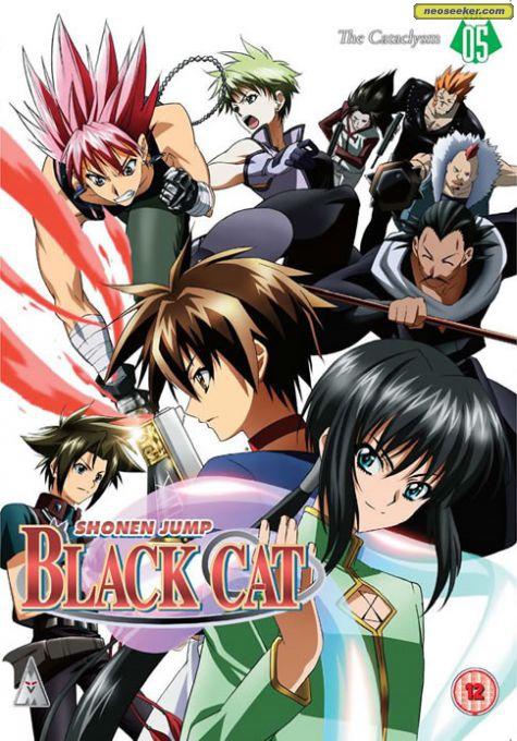 Black Cat – Dublado Online