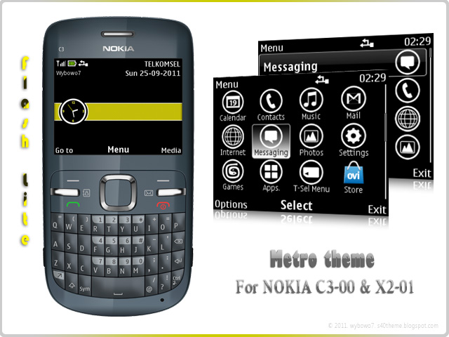 Nokia 5130 Themes Love free download