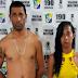 PM prende casal acusado de tráfico de drogas em Itabaianinha (SE)