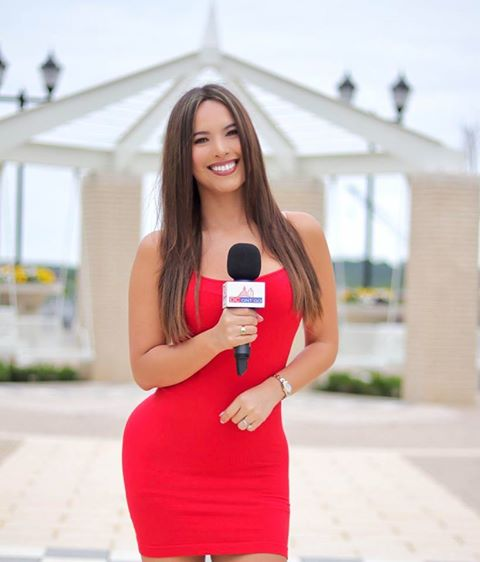 Hottest News Anchors pic, Sexiest in TV News pic, USA tv news goddess pics