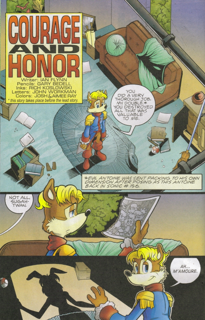 Read online Sonic The Hedgehog comic -  Issue #168 - 36