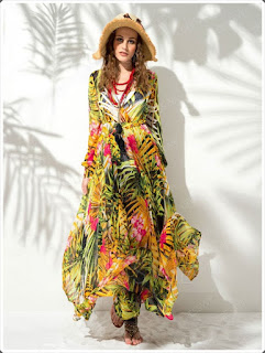 Elişi Elbise Modelleri - Moda Tasarım 33
