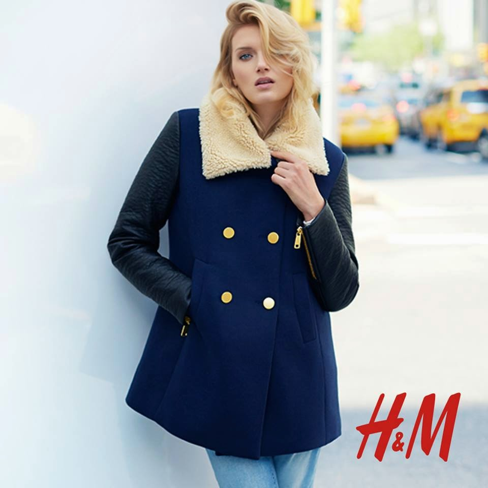 New Range Of Winter Outwears For Western Ladies By H&M ...