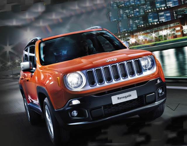 2018 Jeep Renegade Release Date, Specs And Price
