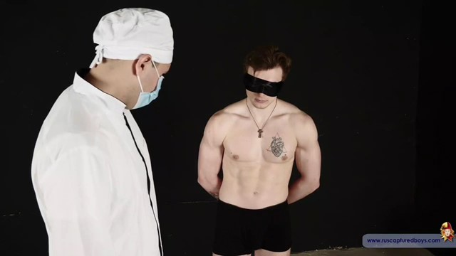 RusCapturedBoys - Rented Prisoner Valentin. Part I.