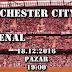 Manchester City - Arsenal Maç Öncesi