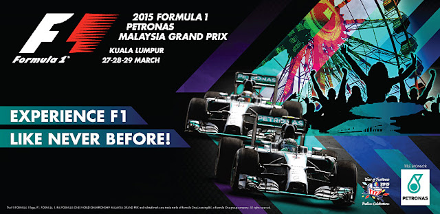 Formula 1 Petronas Malaysia Grand Prix