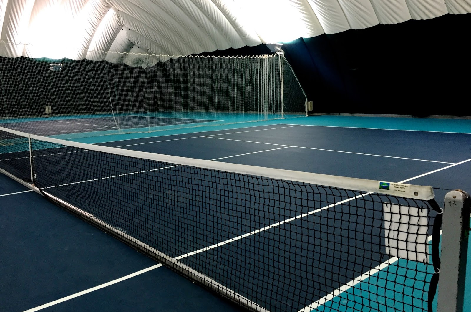 Indoor Tennis Court London