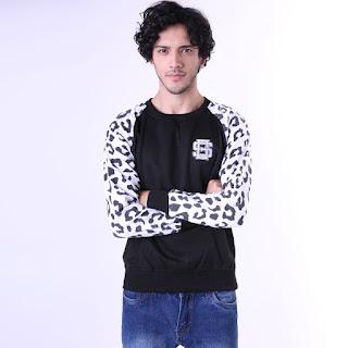 Sweater Cowok Original GSHP 1258
