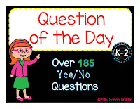 https://www.teacherspayteachers.com/Product/Question-of-the-Day-Yes-or-No-772123