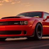 2018 dodge challenger srt demon 840 horsepower | New York Auto Show 2017