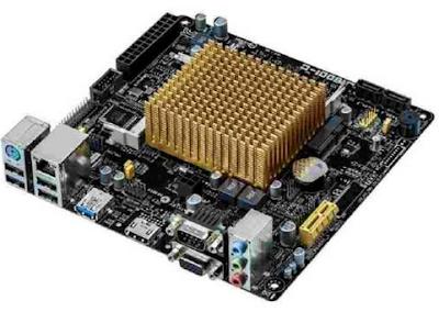 Motherboard Itel Atom