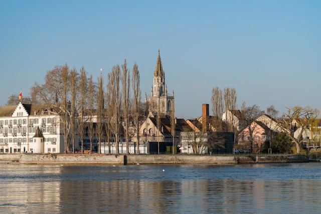 SeeGang Etappe 1 Stadt, Land und See -  Von der historischen Stadt Konstanz über die Blumeninsel Mainau nach Wallhausen. 04