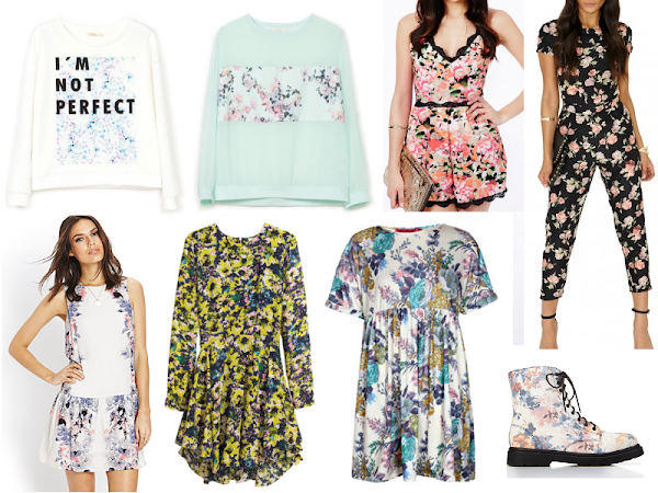Wishlist #52 - The Floral Edit