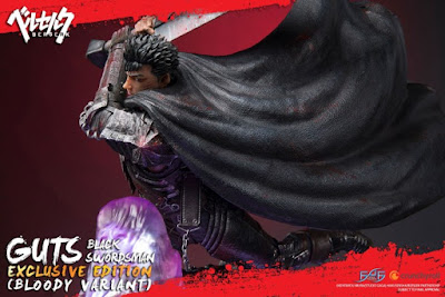 Guts 1/4 de Berserk - First 4 Figures