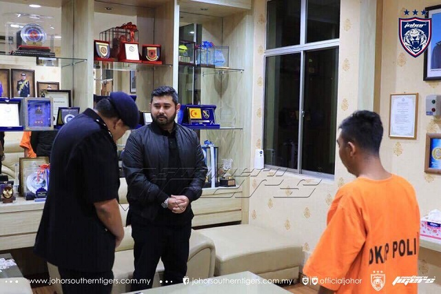 TMJ Percaya 'Mat Tere' Tidak Bersalah, Minta Polis Bebaskan
