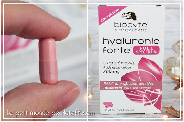 Hyaluronic forte de Biocyte
