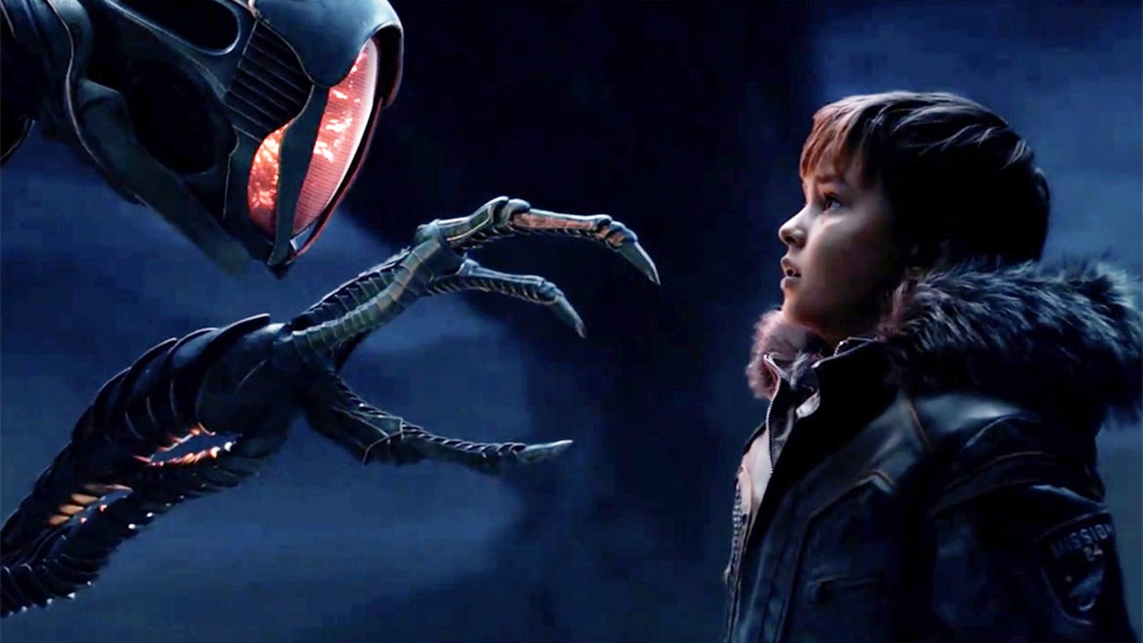 Novo trailer e poster de Perdidos no Espaço — Netflix