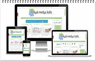 Blog Tasarım-Sosyal Medya Kafe