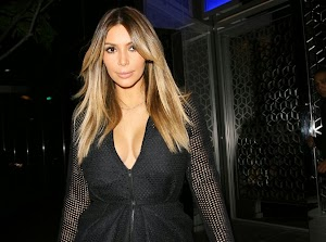 Between caring for her daughter and spending time with her friends, Kim Kardashian has found the right balance ...