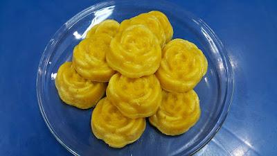 Resepi Apam Labu Kuning Sukatan Cawan