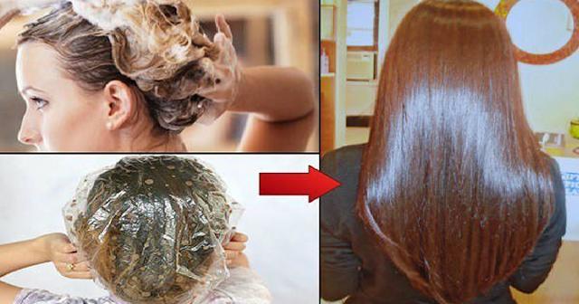 El aceite para los cabellos sesa hair