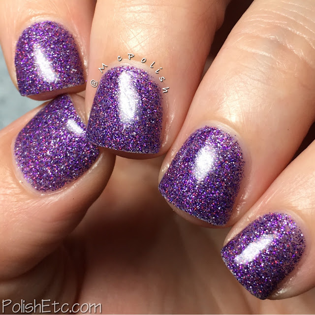 Native War Paints - Purple Reign Collection - McPolish - Ultraviolet Unicorns